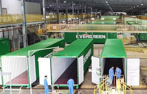 Tập đoàn Hòa Phát đầu tư Nhà máy sản xuất Container đầu tiên ở Việt Nam