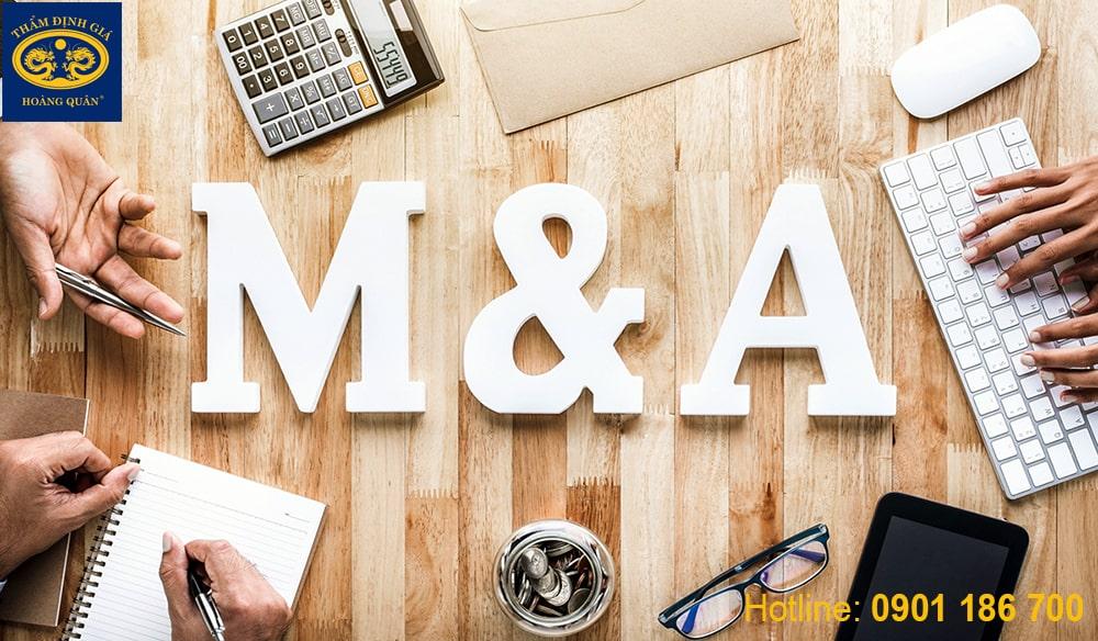 định giá doanh nghiệp, huy động vốn m&a, thẩm định doanh nghiệp bds